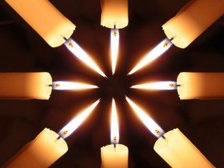 knot do świeczek