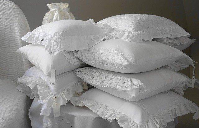 wykonanie poduszki