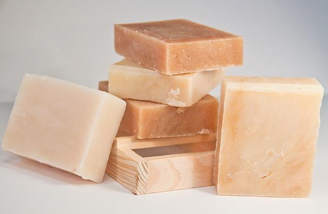 mydła naturalne rodzaje