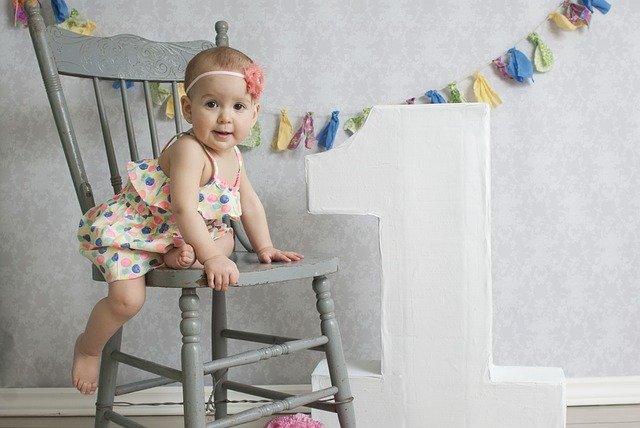 dekoracje pokoju na urodziny dziecka