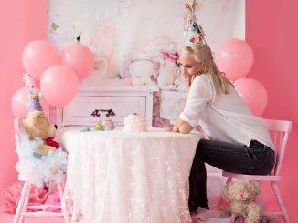 dekorowanie pokoju na urodziny