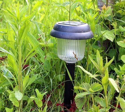 solarne lampy